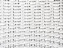 Weave Texture Wicker White background Art craft. Pattern Stock Images
