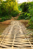 weave way in countryside Royalty Free Stock Photography