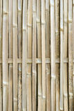 Weaved bamboo Stock Photography