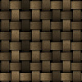 Weaved Basket Abstract Background Texture Royalty Free Stock Photos