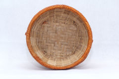 Weaved Baskets For Rice Stock Photos