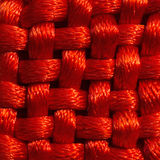 Weaved network pattern Stock Images