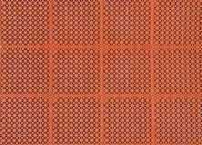 Weaved plastic texture Royalty Free Stock Photography