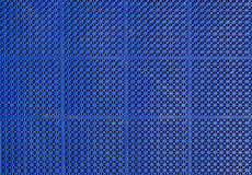 Weaved plastic texture Stock Photography