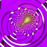 Weaved purple background Stock Photos
