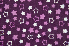 Weaved Stars Royalty Free Stock Image