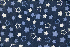 Weaved Stars Stock Image
