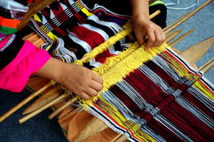 Weaving Royalty Free Stock Images