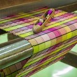 Weaving apparatus Royalty Free Stock Photography