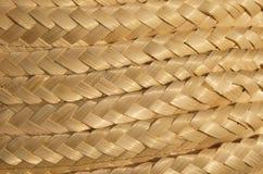Weaving bamboo. Stock Photography