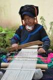 Weaving. Royalty Free Stock Image