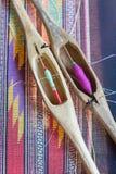 Weaving equipmen Royalty Free Stock Photo