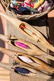 Weaving equipmen Stock Image