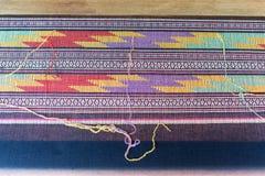 Weaving equipmen Stock Images