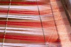 Weaving equipment Royalty Free Stock Photos