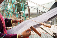 Weaving Stock Image