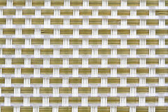 Weaving lattice Stock Photography
