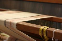 Weaving loom Royalty Free Stock Photos