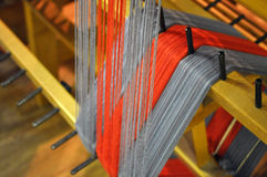 Weaving Loom Stock Photography