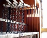 Weaving machine Stock Photos