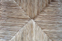 The weaving of Palm fronds Stock Photos