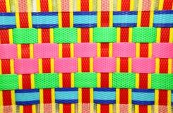 Weaving Plastic Royalty Free Stock Photo