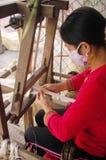 Weaving strap Stock Photo