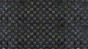 Weaving texture pattern, vector illustration. Vector illustration of wicker-work pattern Stock Photos
