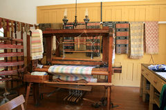 Weaving Workshop Royalty Free Stock Photo