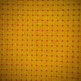 Weaving yellow and brown background Royalty Free Stock Photo