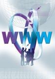 Web 1 neuf Photo libre de droits