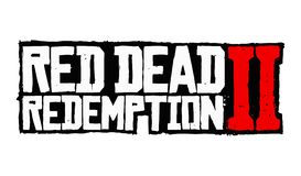 Red Dead Redemption 2 Logo Vector. Illustration on white background stock illustration