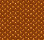 Classic Art Deco Seamless Pattern. Geometric Stylish Texture. Abstract Retro Vector Texture. royalty free illustration