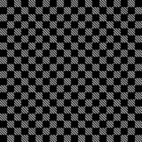 Tileable artistic grid vector illustration