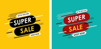 Super sale. up to 70% off sale, beautifull design. Vector illustration stock illustration