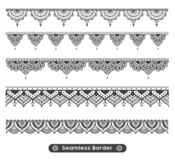 New attractive vector ethnic mandala border design vector illustration