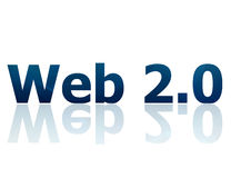 Web 2.0 Royalty Free Stock Photos
