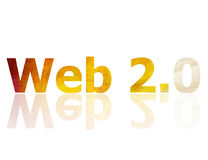 Web 2.0 Royalty Free Stock Image