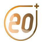 Web 2.0 royalty-vrije illustratie