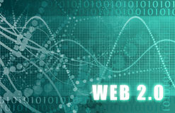 Web 2.0 Stock Images
