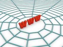Web Photographie stock libre de droits