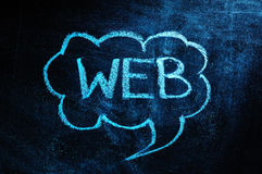 WEB Stock Photo