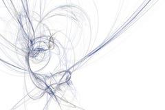 Web abstrato Foto de Stock