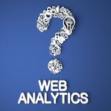 Web Analytics Concept. Stock Photo