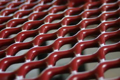 Web Angle. Wrought iron table top good for backgrounds Stock Image