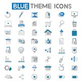Web apps icons Royalty Free Stock Image
