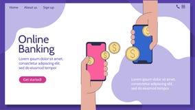 web illustrazione di stock