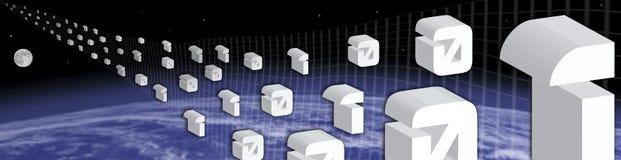 Web-Auslegung Stockfotos