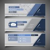 Web-Auslegung-Elemente - Vorsatz-Auslegungen Stockfotos
