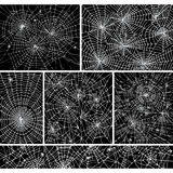 Web background pattern set I Stock Photography